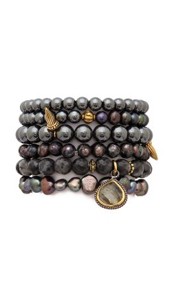 Magical Bracelet Set by Lacey Ryan in That Awkward Moment