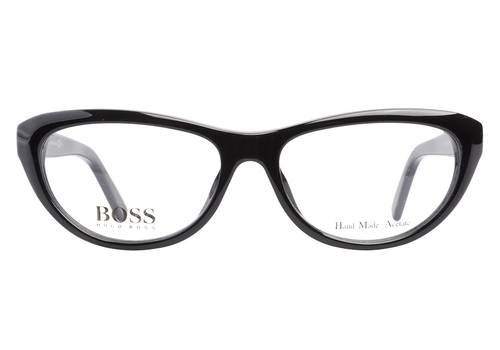 HB0470 807 Black Prescription Eyeglasses by Hugo Boss in Neighbors