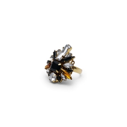 Jet Ring by Erickson Beamon in Pretty Little Liars