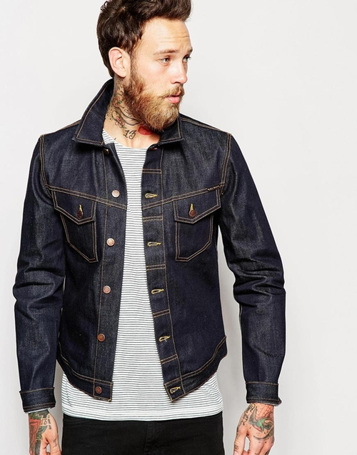 Nudie Denim Jacket by Asos in Nashville - Season 4 Episode 9