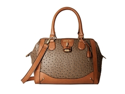 Lark Frame Satchel Bag by London Fog in She's The Man