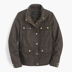 The Downtown Field Jacket by J.Crew in Guilt