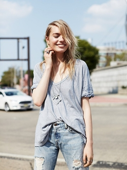 We The Free Fallin Tee by Free People in Nashville