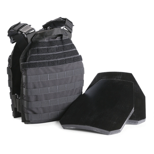 Active Shooter Kit Tactical Vest by Point Blank in Furious 7