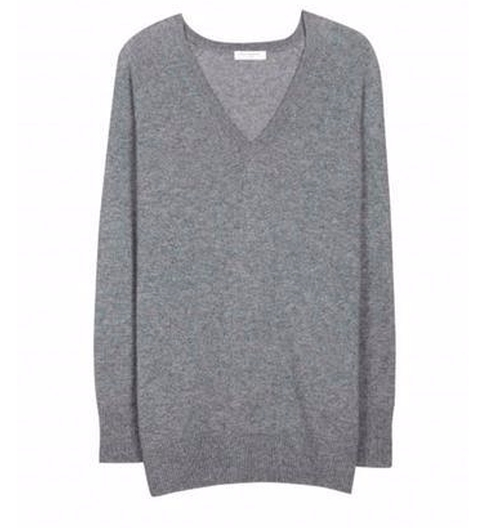 Asher Cashmere Sweater by Equipment in How To Get Away With Murder - Season 2 Episode 14