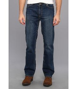 Authentic Blue Straight Denim by Calvin Klein Jeans in Warm Bodies