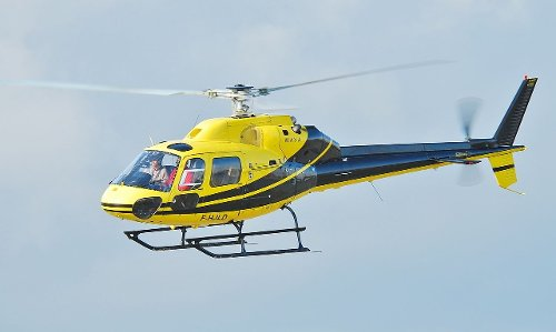 AS355 Ecureuil Helicopter by Eurocopter in Need for Speed