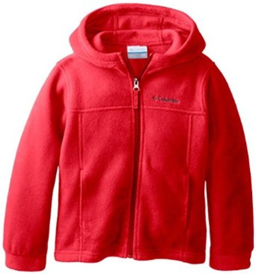 Little Boys' Steens II Fleece Hoodie Jacket by Columbia in Night at the Museum: Secret of the Tomb