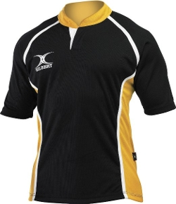 Xact Two-Tone Durable Rugby Playing Shirt by Gilbert in Furious 7