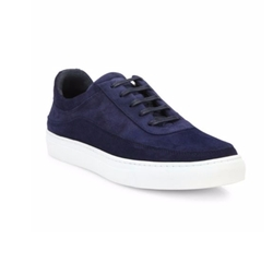 Nubuck Leather Low Sneakers by Public School in New Girl