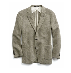 Sutton Unconstructed Sportcoat by Todd Snyder in American Horror Story