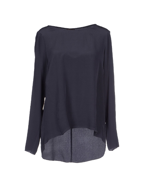 Long Sleeve Blouse by Peserico in The Gift