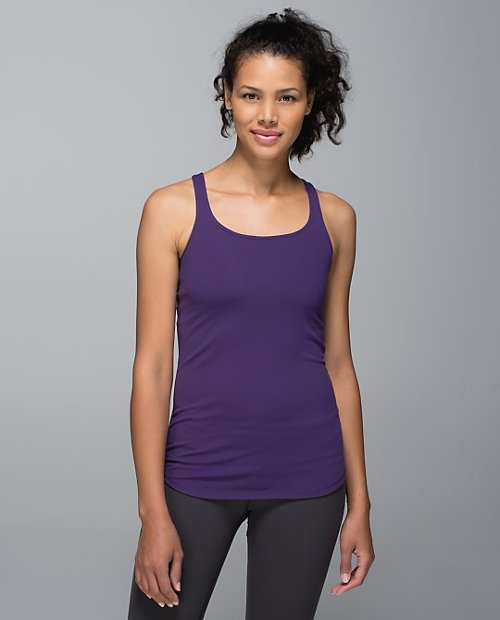 Refresh Racer Tank Top by Lululemon in Couple's Retreat