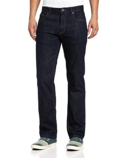 Men's Regulars II Jeans by RVCA in Fifty Shades of Grey