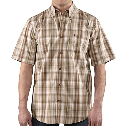 Bellevue Plaid Shirt by Carhartt in While We're Young
