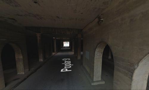 Poplar Street Macon, Georgia in Need for Speed
