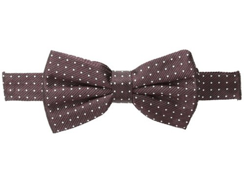 Plaid Bow Tie by Dolce & Gabbana in Shutter Island