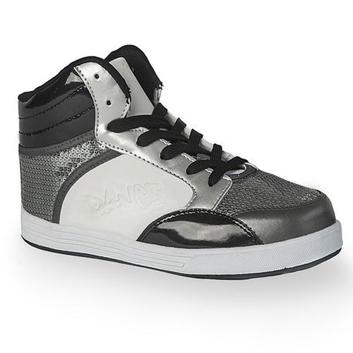 Women's Sequin High-Top Sneakers by Gia-Mia in Pretty Little Liars