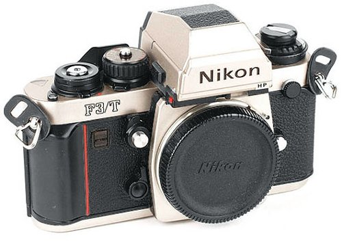 Camera by Nikon F3/T-Titanium in The Secret Life of Walter Mitty