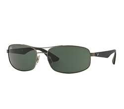 RB3527 Sunglasses by Ray-Ban in Rosewood