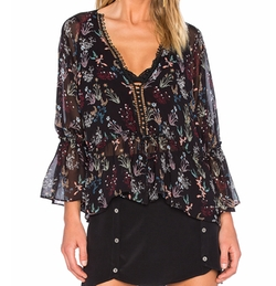 Drawstring Top by Nicholas in The Bachelorette