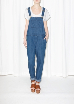 Denim Overall by & Other Stories in Me Before You