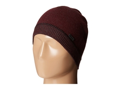 Jersey Skull Whip Stitch Beanie by John Varvatos Star U.S.A. in Everest