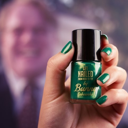 "Nail Varnish ""Blow on Them"" by Bunny Lebowski in The Big Lebowski"