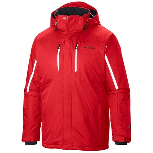 Cubist IV Omni-Heat Jacket by Columbia Sportswear in Everest