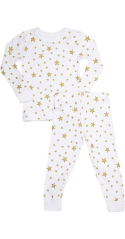 Star-Print Sleep Set by Skylar Luna in Ant-Man