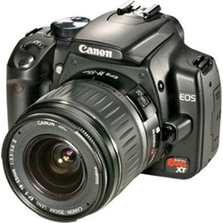 Digital Rebel XT DSLR Camera by Canon in Pretty Little Liars