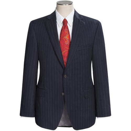 Verona Wide Stripe Suit by Jack Victor in Mission: Impossible - Rogue Nation