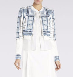 Runway Myles Jacket by BCBGMAXAZRIA in Pretty Little Liars