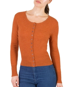 Cashmere & Merino Crop Crew Cardigan by Wool Overs in Me and Earl and the Dying Girl