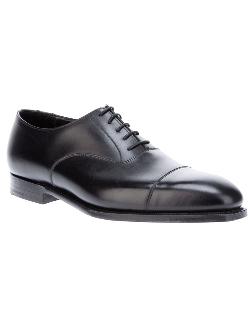 'Audley' Oxford Shoes by Crockett & Jones in Terminator: Genisys