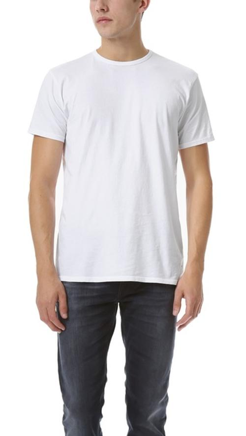 Crew Neck T-Shirt by Apolis in Ted