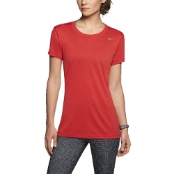 Women's Drifit Legend Short Sleeve T-Shirt by Nike in Pitch Perfect 2