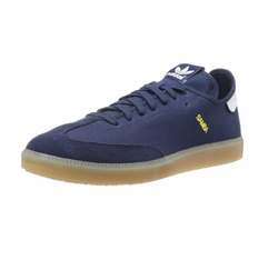 Samba MC Lifestyle Indoor Sneaker by Adidas Originals in Flaked