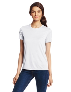 Short Sleeve Cooldri Crew Neck T-Shirt by Hanes in Pretty Little Liars