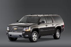 Suburban by Chevrolet in Ride Along