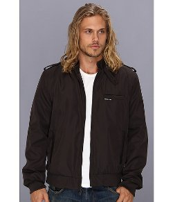 Bond Racer Jacket by Members Only in Crazy, Stupid, Love.