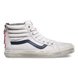 SK8-Hi Zip CA by Vans in Step Up: All In