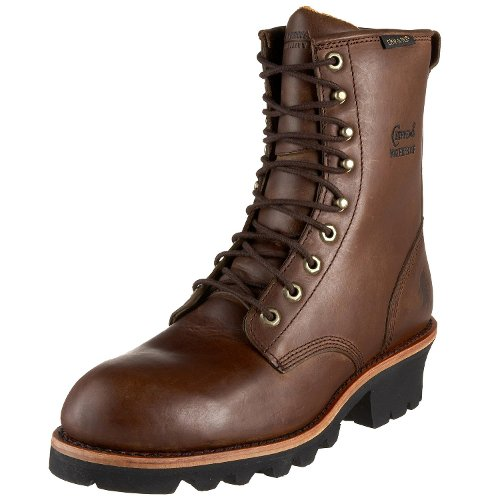 Logger Waterproof Boot by Chippewa in The Man from U.N.C.L.E.