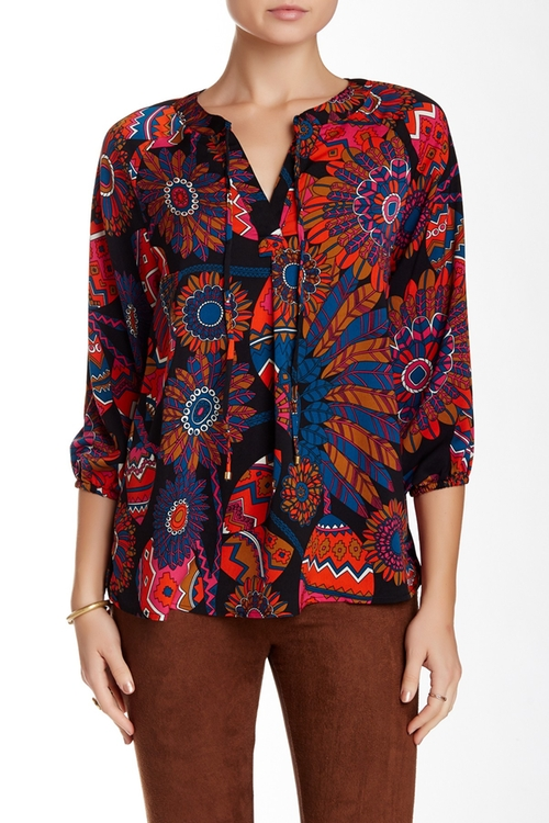 Daisy Blouse by Julie Brown in Nashville - Season 4 Episode 5