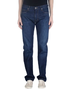Straight Leg Denim Pants by Armani Jeans in The Second Best Exotic Marigold Hotel