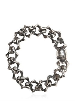 Silver Chain Bracelet by Emanuele Bicocchi in Legend