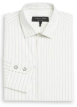 Julius Striped Dress Shirt by Rag & Bone in Jersey Boys