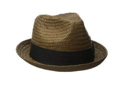Castor Fedora Hat by Brixton in Girls Trip