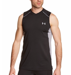 Raid Sleeveless T-Shirt by Under Armour in The Fate of the Furious