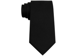 New Deal Solid Slim Tie by DKNY in Bridge of Spies